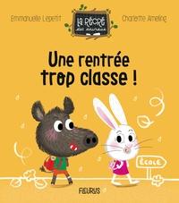 Emmanuelle Lepetit et Charlotte Ameling - Une rentrée trop classe !.