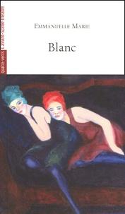 Emmanuelle Marie - Blanc.