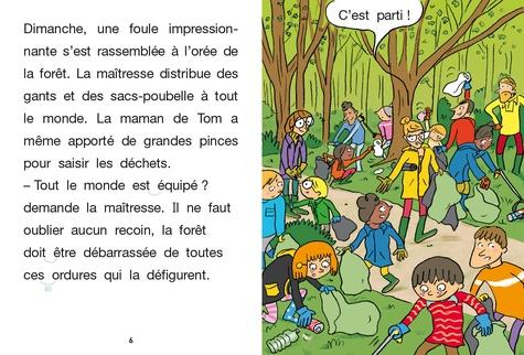 J'apprends à lire avec Sami et Julie  Le défi nature de Sami et Julie. Niveau CE1