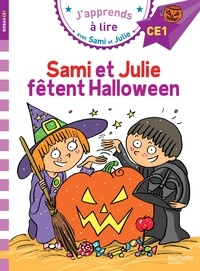 Emmanuelle Massonaud - J'apprends à lire avec Sami et Julie  : Sami et Julie fêtent Halloween.