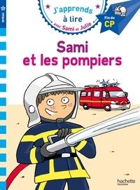Emmanuelle Massonaud - J'apprends à lire avec Sami et Julie  : Sami et les pompiers - Fin de CP, niveau 3.