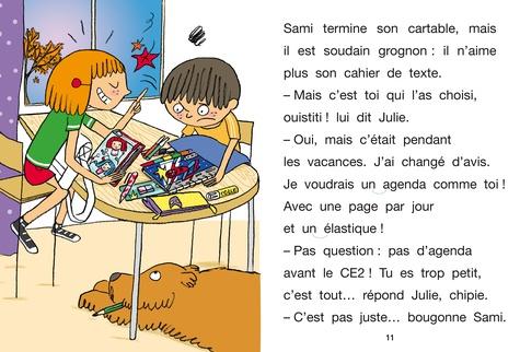 J'apprends à lire avec Sami et Julie  Sami rentre au CE1. Niveau CE1