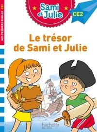 Emmanuelle Massonaud et Thérèse Bonté - Sami et Julie  : Le trésor de Sami et Julie - Niveau CE2.