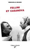 Emmanuelle Meunier - Fellini et Casanova.