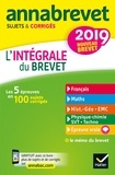 Emmanuelle Michaud - Annales Annabrevet 2019 L'intégrale du nouveau brevet 3e - pour se préparer aux 4 épreuves écrites et à l'épreuve orale.