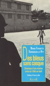Emmanuelle Ott et Marie Cervetti - DES BLEUS SANS CASQUE.