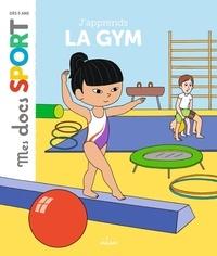 Emmanuelle Ousset et  Ninie - J'apprends la gym.