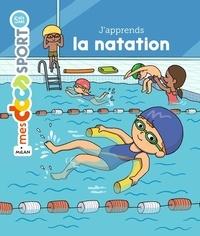 Emmanuelle Ousset et  Ninie - J'apprends la natation.