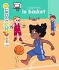 Emmanuelle Ousset et Anne-Olivia Messana - J'apprends le basket.