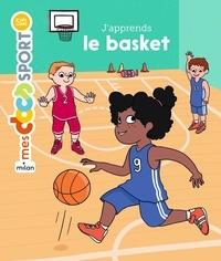J'apprends le basket - Emmanuelle Ousset |