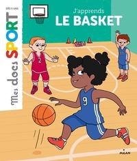 Emmanuelle Ousset - J'apprends le basket.