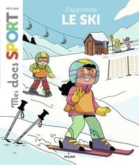 Emmanuelle Ousset - J'apprends le ski.