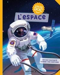 Emmanuelle Ousset et Joël Corcia - L'espace.
