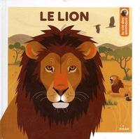 Emmanuelle Ousset et Marta Orzel - Le lion.