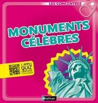 Emmanuelle Ousset et Vincent Desplanche - LES CONCENTRES  : Monuments célèbres - Les Concentrés.