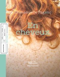 Emmanuelle Pagano - En cheveux.