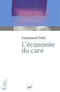 Emmanuelle Petit - L'économie du care.