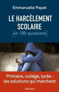 Accentsonline.fr Le harcèlement scolaire en 100 questions Image