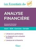 Emmanuelle Plot-Vicard et Madeleine Deck-Michon - Analyse financière.