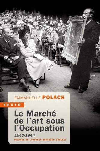 Le marché de l'art sous l'Occupation (1940-1944) - Format ePub - 9791021020917 - 15,99 €
