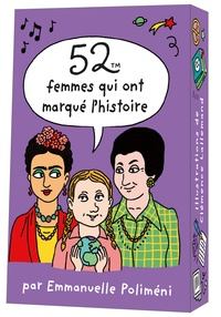 52 femmes qui ont marqué l'histoire - Emmanuelle Poliméni | Showmesound.org