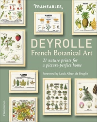 Emmanuelle Polle - Deyrolle French Botanical Art - 21 nature prints for a picture-perfect home.