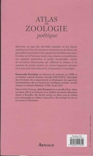 Atlas de zoologie poétique
