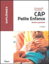 CAP Petite Enfance - Matières générales.pdf