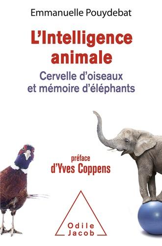 L'Intelligence animale - Format ePub - 9782738136916 - 9,99 €
