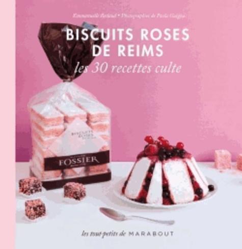 Recette Avec Biscuit Rose De Reims