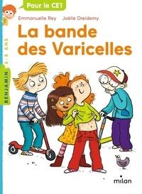 Emmanuelle Rey et Joëlle Dreidemy - La bande des varicelles.