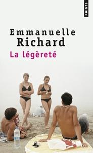Emmanuelle Richard - La légèreté.