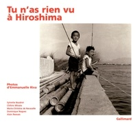 Emmanuelle Riva et Marie-Christine de Navacelle - Tu n'as rien vu à Hiroshima.
