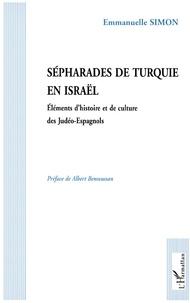 Sépharades de Turquie en Israël - Eléments dhistoire et de culture des Judéo-Espagnols.pdf