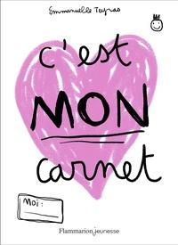 Emmanuelle Teyras - C'est mon carnet.
