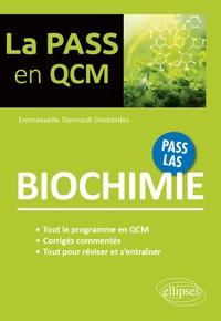 Emmanuelle Tiennault-Desbordes - Biochimie.