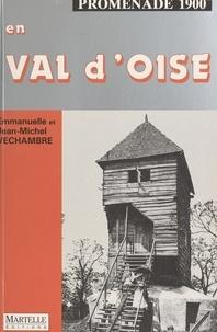 Emmanuelle Velchambre et Jean-Michel Velchambre - Promenade 1900, en Val-d'Oise.