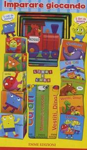 Emme Edizioni - Libri e Cubi - Imparare Giocando.