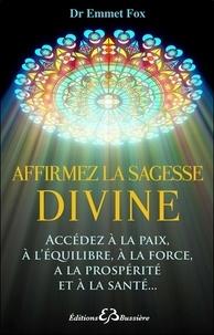 Deedr.fr Affirmez la sagesse divine - Ta volonté soit faite Image