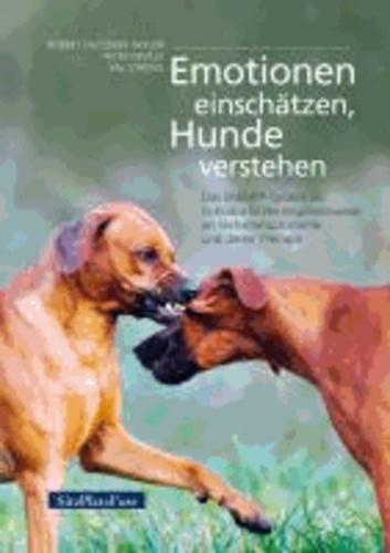 Emotionen einschätzen, Hunde verstehen - Das EMRA TM-System als individuelle Herangehensweise an Verhaltensprobleme und deren Therapie.