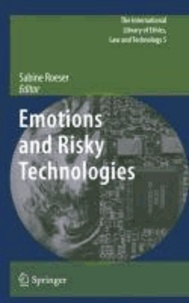 Sabine Roeser - Emotions and Risky Technologies.