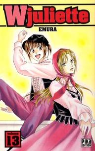 Emura - Wjuliette Tome 13 : .