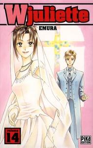 Emura - Wjuliette Tome 14 : .