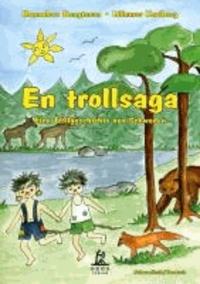 En Trollsaga - Eine Trollgeschichte aus Schweden.