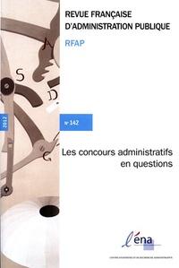 ENA - Les concours administratifs en questions.
