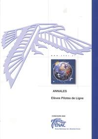 ENAC - Annales Elèves Pilotes de Ligne - Concours externe 2005.