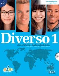 Encina Alonso - Diverso 1 - Libro del alumno, ejercicios. 1 CD audio