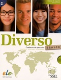 Encina Alonso et Jaime Corpas - Diverso Basico - Cuaderno de ejercicios. 1 CD audio