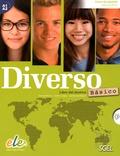 Encina Alonso et Jaime Corpas - Diverso Basico - Libro del alumno. 1 CD audio