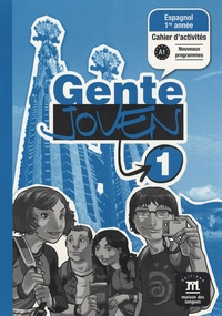 Espagnol 1re année Gente joven 1 - Cahier dactivités.pdf